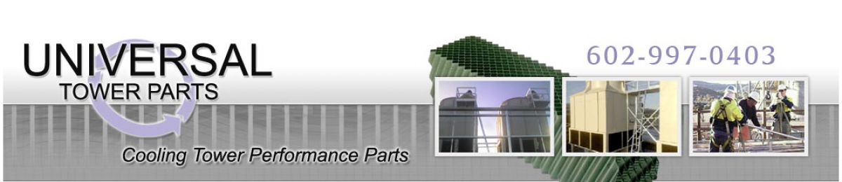 Cooling Tower Blog | Universal Tower Parts